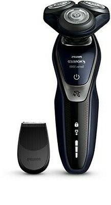 Philips Norelco Electric Shaver 5550, Wet & Dry, S5590/81, w