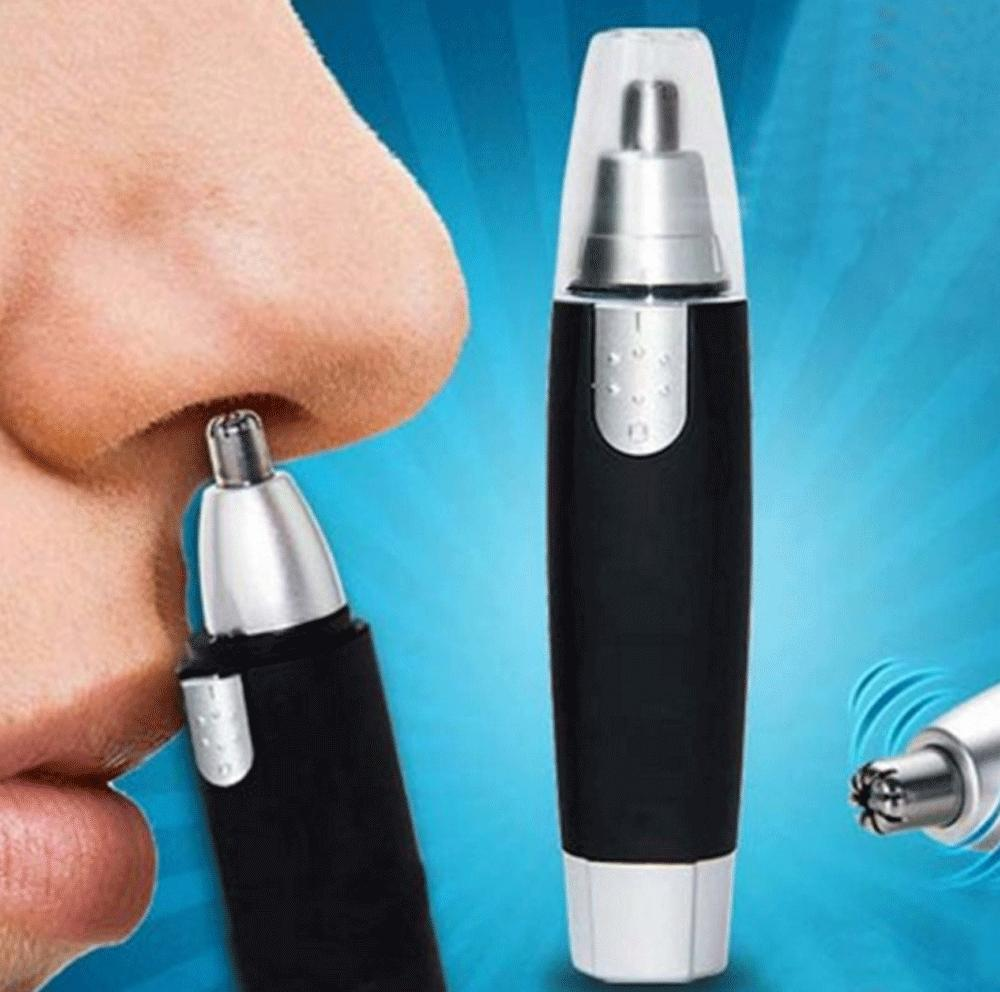 Nose Ear Hair Trimmer Face Neck Eyebrow Shaver Clipper Groom