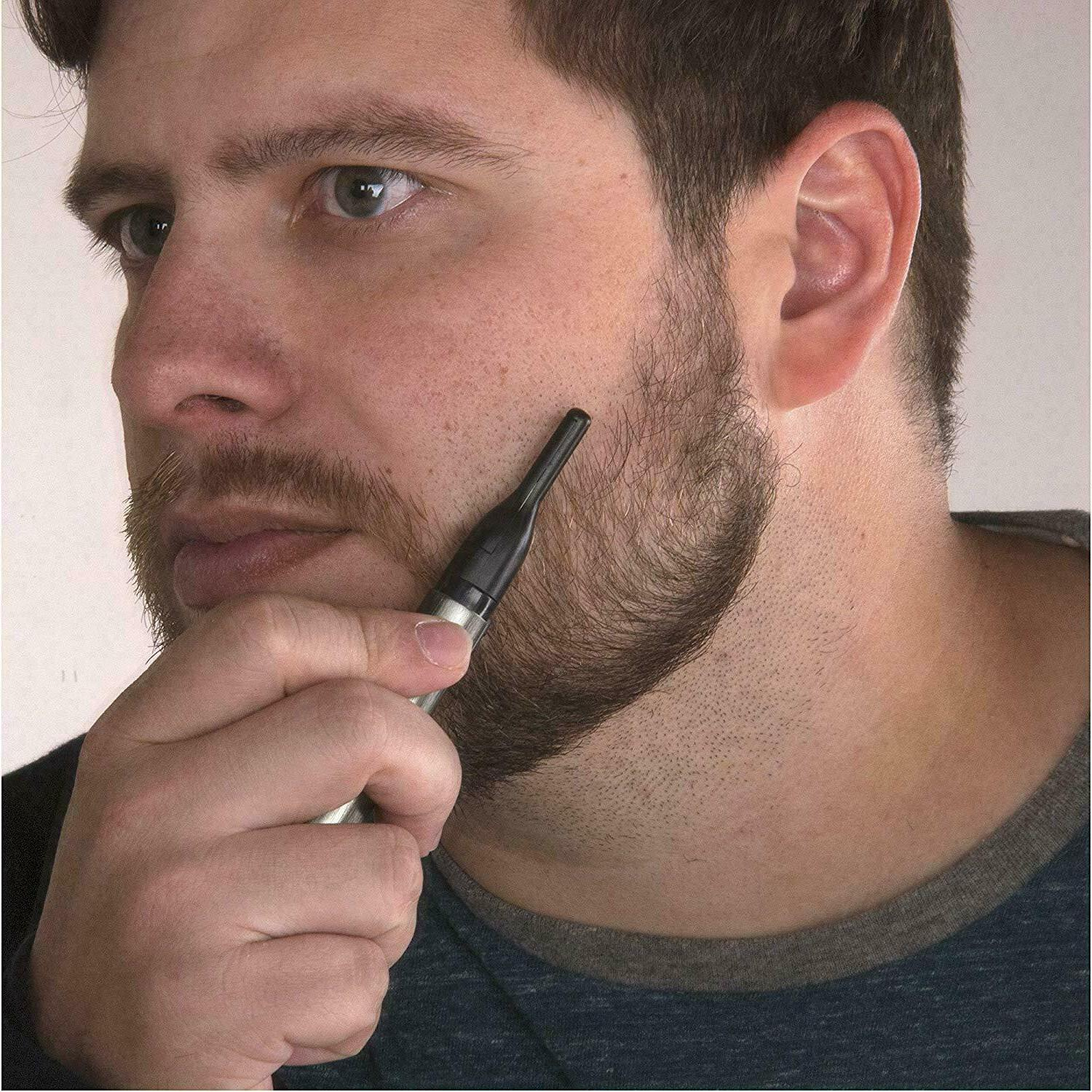 Wahl Nose Ear Neck Hair Personal Groomer Pen