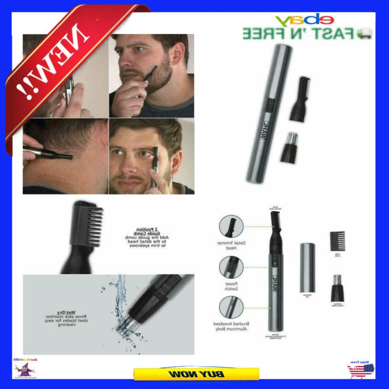 nose ear trimmer set brow