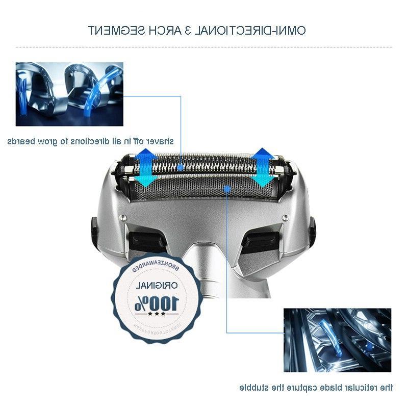 Orignal charging razor men's Electric <font><b>trimmer</b></font> ES-BSL4
