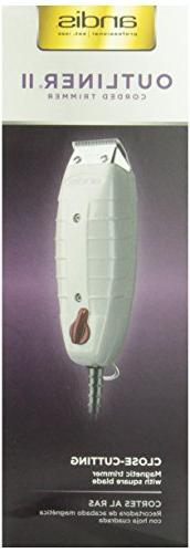 Andis 04603 Outliner II Trimmer , Gray