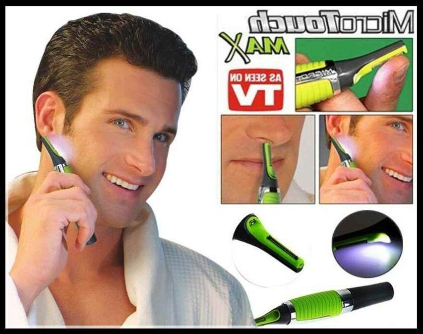 personal nose ear neck eyebrow hair trimmer