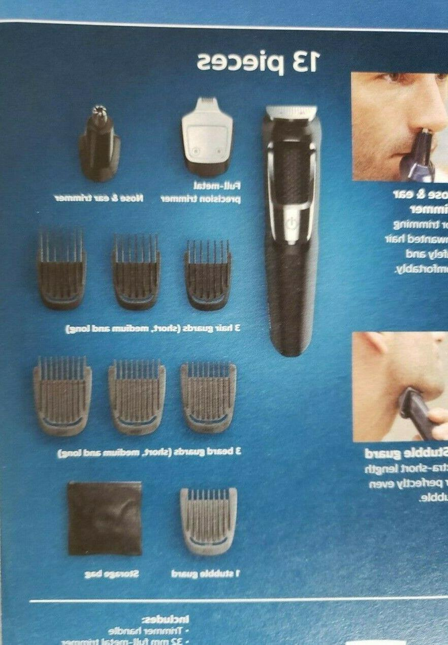 Philips MG3750 Trimmer 3000 Series Attachments