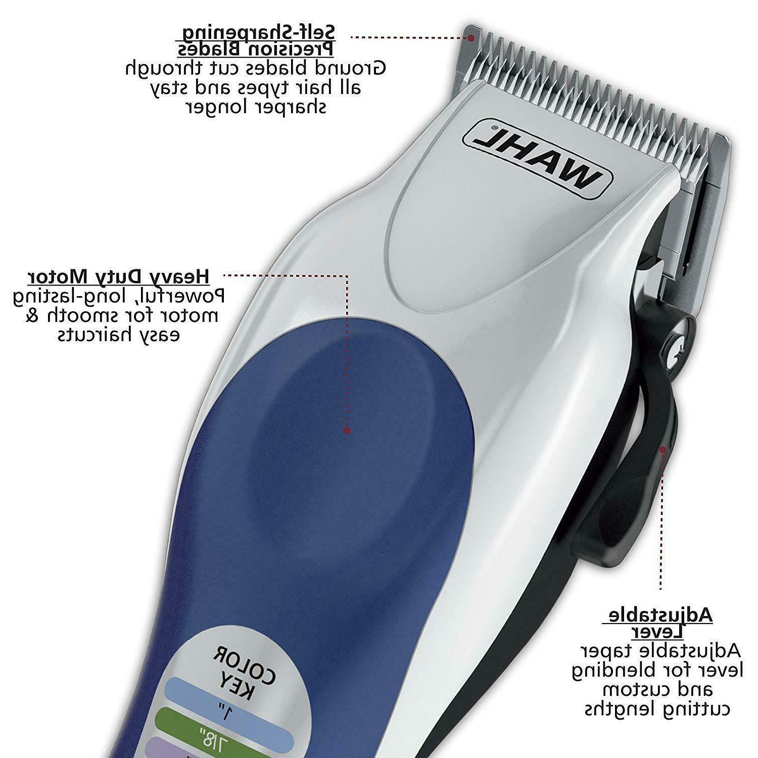 WAHL PRO CLIPPER Haircut Professional