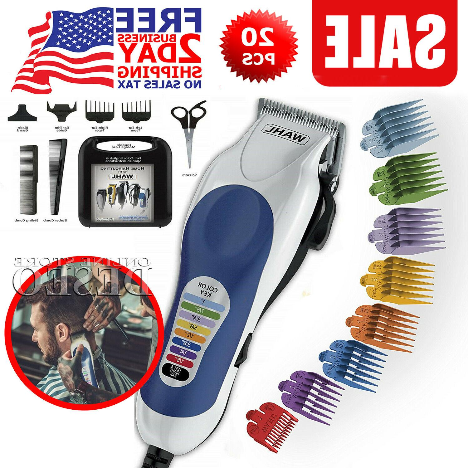 pro clipper men professional hair cut clippers