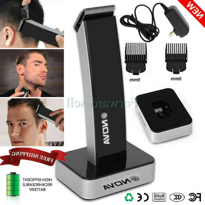 Men's Electric Shaver Razor Beard Trimmer Hair Shaving Machi