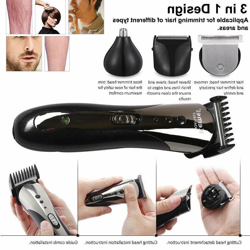 Professional Kit Hair Barber Salon Men