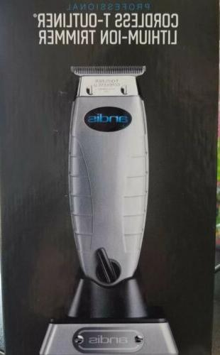 professional cord cordless t outliner li trimmer