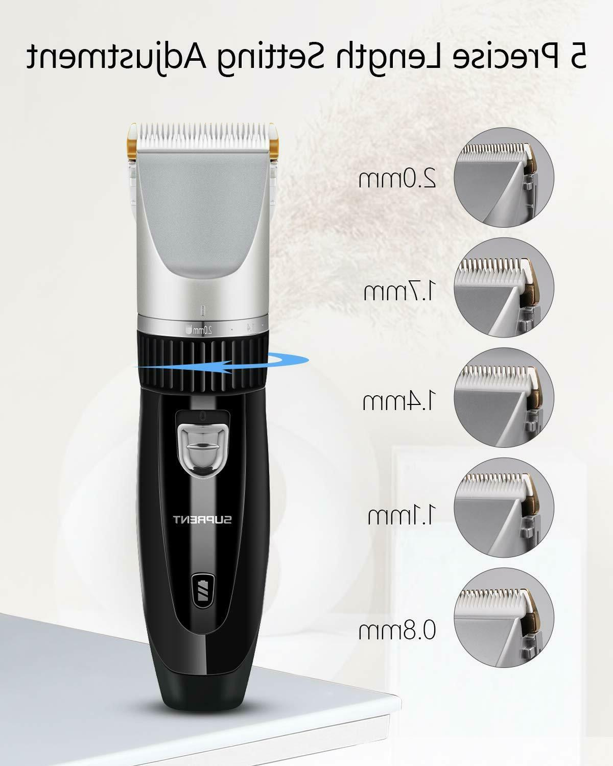 Professional Trimmer Shaver Cutting Beard