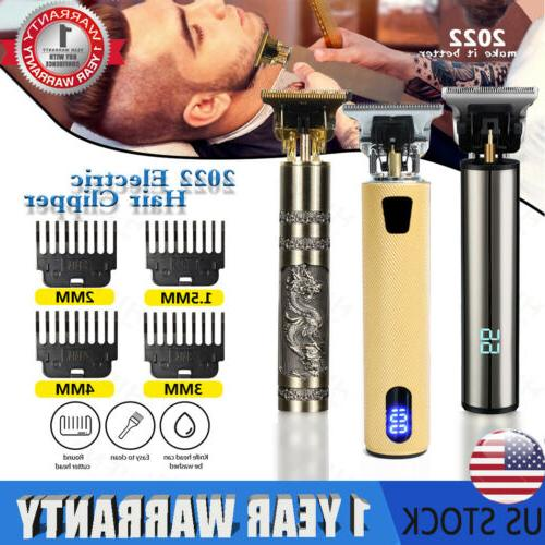 professional hair clippers electric cordless trimmer cutting