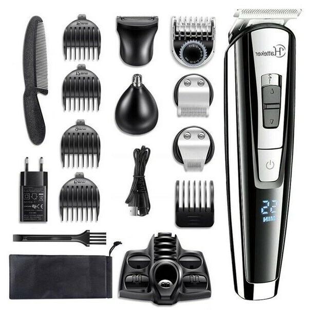 professional hair trimmer waterproof clipper beard body