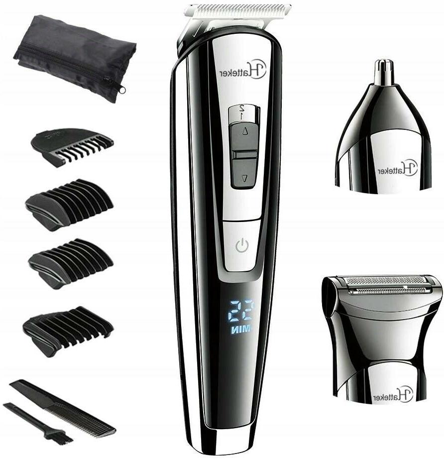 Professional Hair Waterproof Clipper Beard Kit For