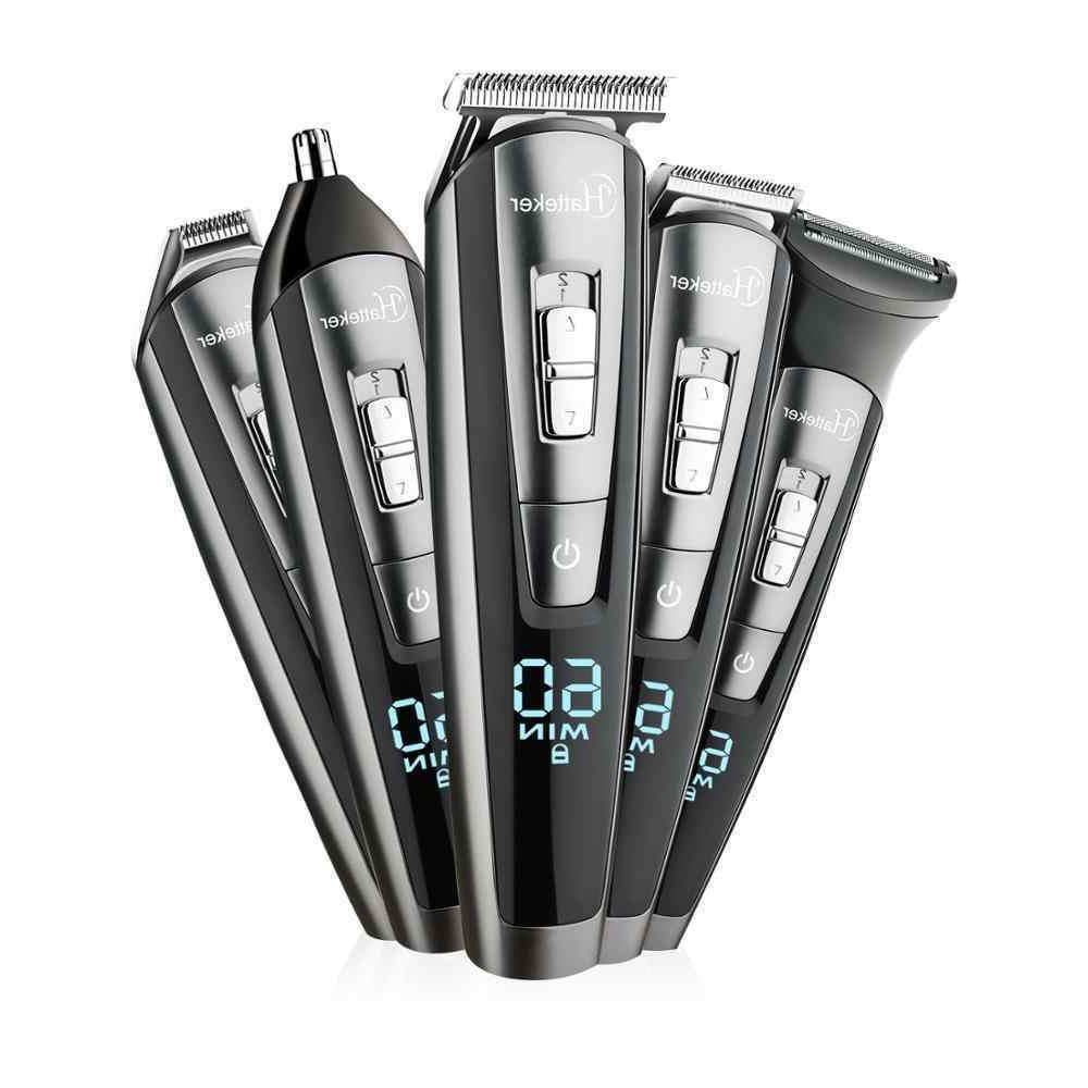 Professional Trimmer Waterproof Clipper For Men USB