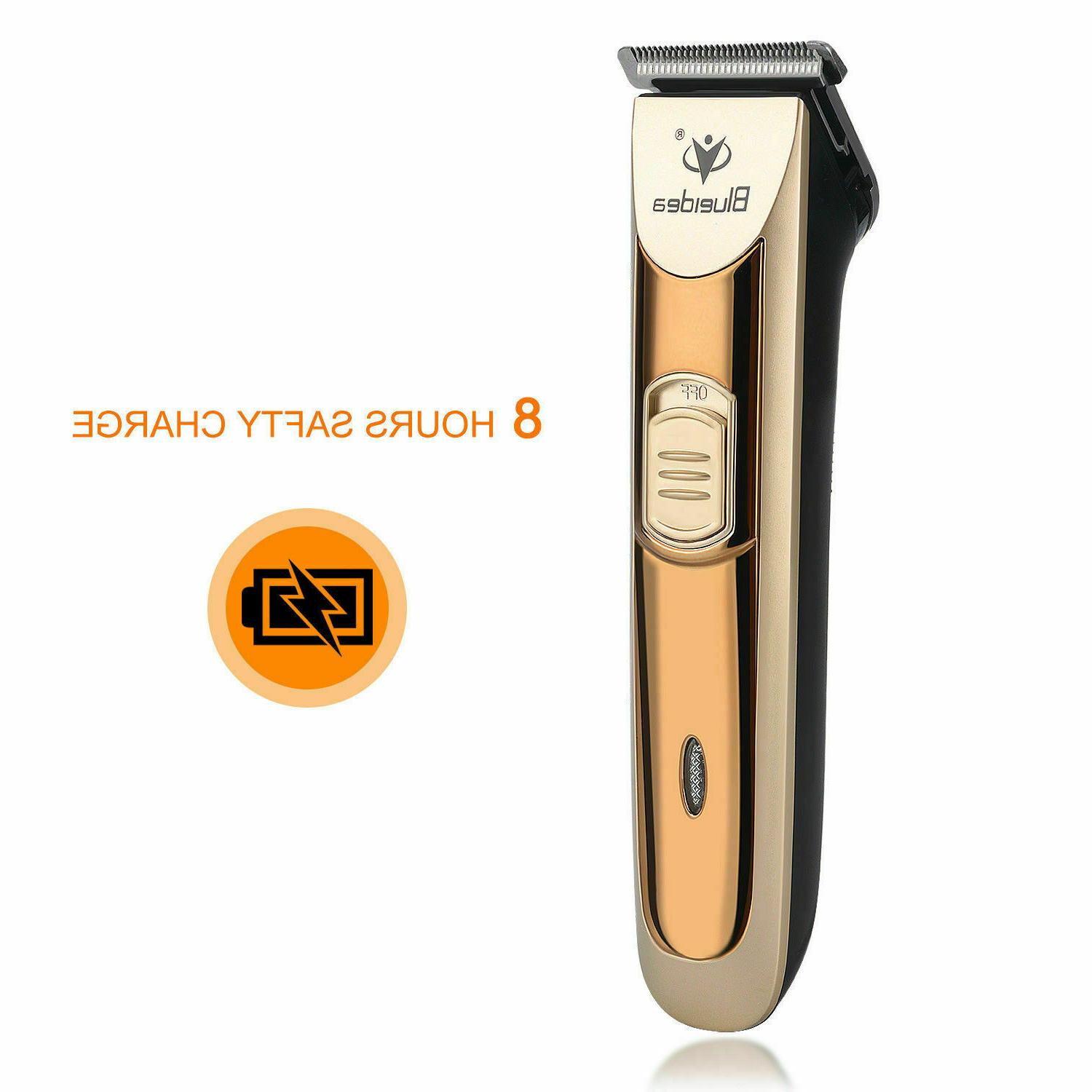 Professional Rechargeable trimmer Men Haircut Beard Grooming Kit