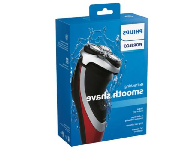 PHILIPS WET/DRY SHAVER, TRIMMER-