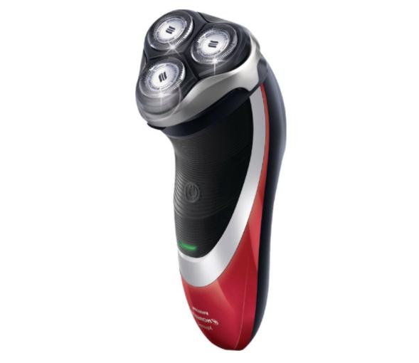 rechargeable wet dry electric shaver pop up