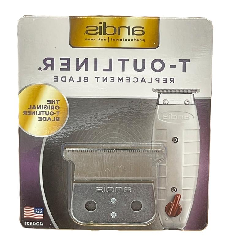 Andis T-Outliner Replacement Trimmer Silver