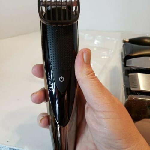 Hatteker RFC-598 Cordless Clipper 5 in 1 Beard Trimmer For Men