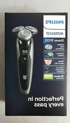Philips Norelco Series 9000 Cordless Wet or Dry Electric Sha
