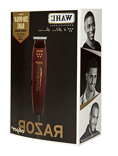Wahl 5-Star Edger for and Stylists – Razor Trimming and – Heat Strong Motor Accessories