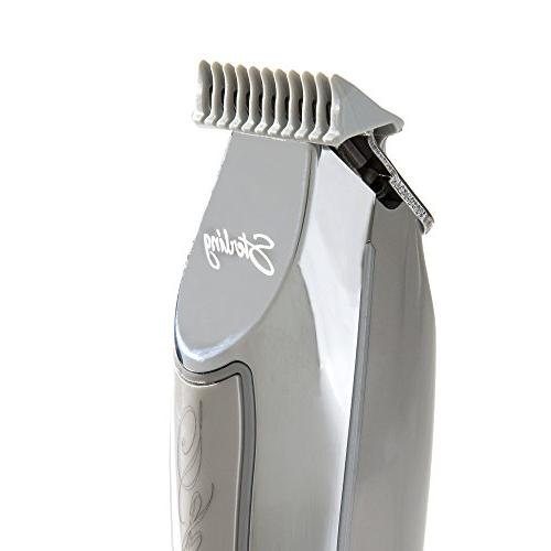 Wahl Professional Definitions Trimmer for Barbers – Motor and T-blade