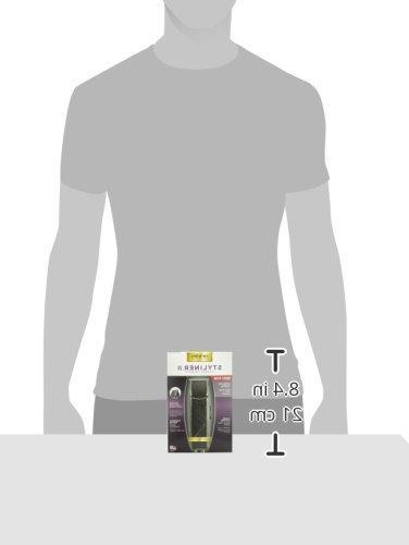 Andis Styliner Beard/Hair Trimmer, Black, SLII