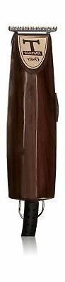 Oster 76059-132 T-Finisher Woodgrain Hair Trimmer
