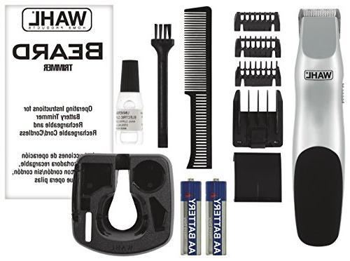 Wahl Trimmer Beard Battery