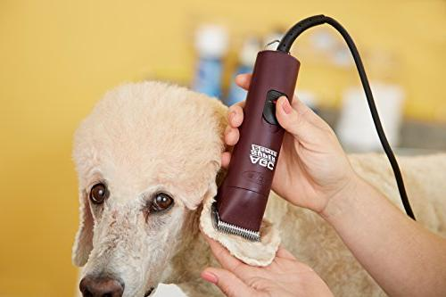 Andis Super 2-Speed Detachable Blade Clipper, Animal/Dog Grooming, Packaging, AGC2