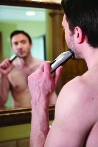 Andis VersaTrim Cordless Beard/Hair Silver, Model