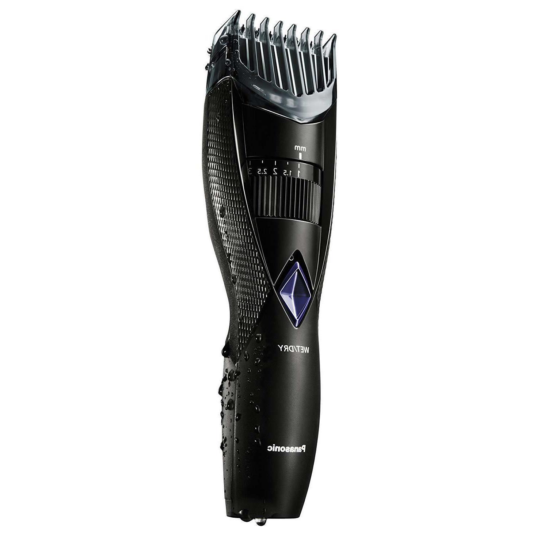 Panasonic and Cordless Electric Beard Hair Black