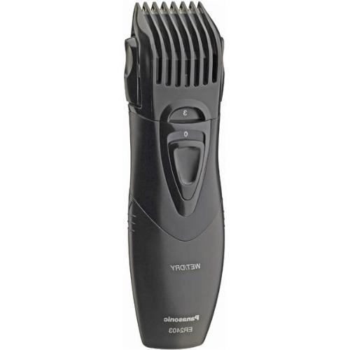 wet dry hair beard trimmer
