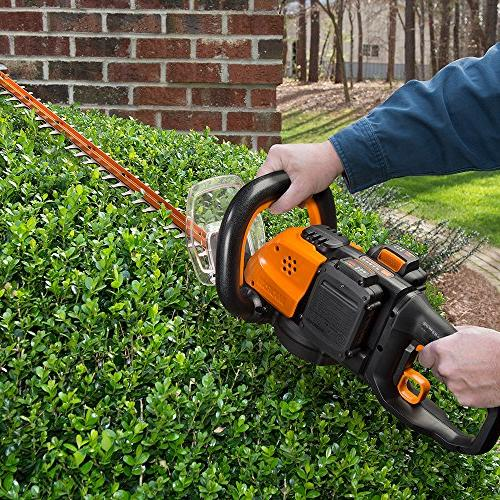 Worx Cordless hr. 2 Batteries Included