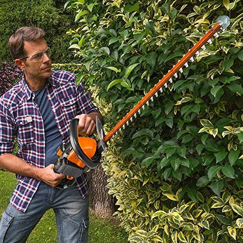 Worx Cordless Hedge 1 hr. Charger and 2