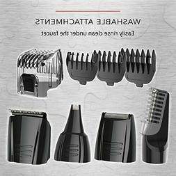 Remington Lithium Power Series Head To Toe Grooming Kit - Fo