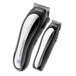 WAHL Lithium Pro CORDLESS Professional CLIPPERS Men Trimmer