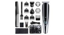 Hatteker Mans Beard Trimmer Grooming Kit Hair Trimmer Mustac