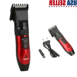 Men/Baby Rechargeable Pro Electric Hair Clipper Beard Trimme