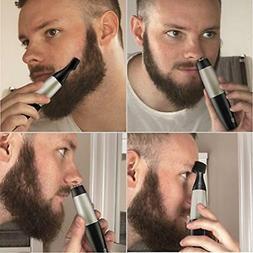 Men Groomsman Ear Nose Brow Trimmer Groom Clipper Hair Eyebr