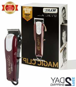 Men Professional Cordless Hair Cut Clippers Wahl Cutting Kit