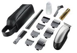Men's Professional Wireless Cordless Hair Trimmer Beard Clip