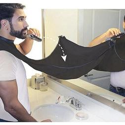 Men Waterproof Bathroom Beard Care Trimmer Hair Shave Apron