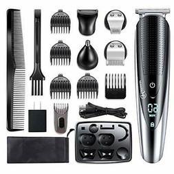Hatteker Mens Beard Trimmer Grooming kit Hair trimmer Mustac