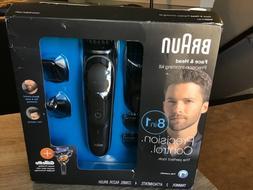 Braun MGK3060 Men's Beard Trimmer for Hair / Head Trimming
