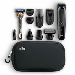 Braun MGK3980 9-in-1 Precision Trimmer Multi Grooming Kit -
