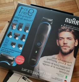 Braun MGK5280 All-in-one Trimmer 9-in-one men's styling kit