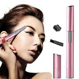 Women Micro Personal Ear Nose Neck Eyebrow Trimmer Groomer R