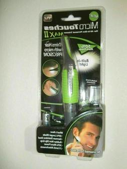 Micro Touch MAX Personal Nose Ear Neck Eyebrow Hair Trimmer