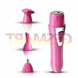 Multifunctional Rechargeable Ladies Full Body Hair Trimmer S